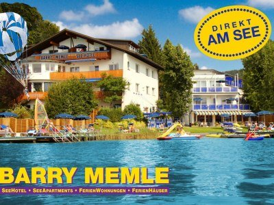 Sommer, © BARRY-MEMLE****Lakeside Resort